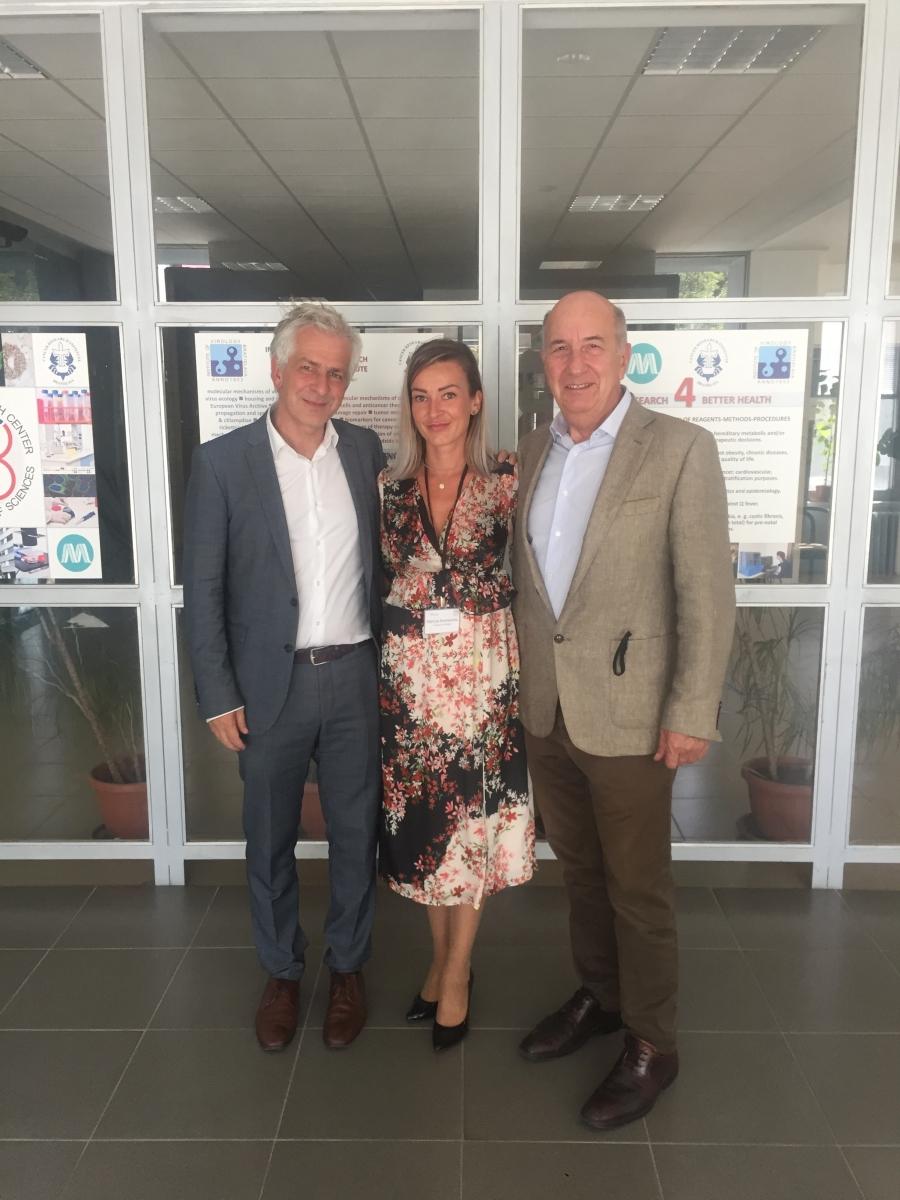 Medzinárodné stretnutie zamerané na problematiku rakoviny pankreasu